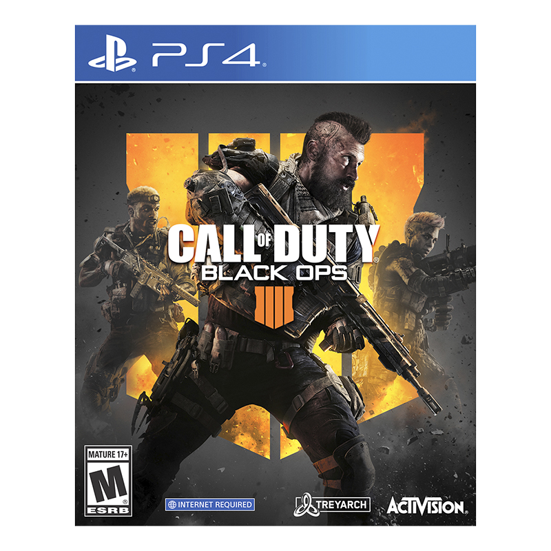PRE ORDER: PS4 Call of Duty: Black Ops 4