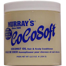 Murray's CoCoSoft Coconut Oil Hair & Scalp Conditioner - 354g