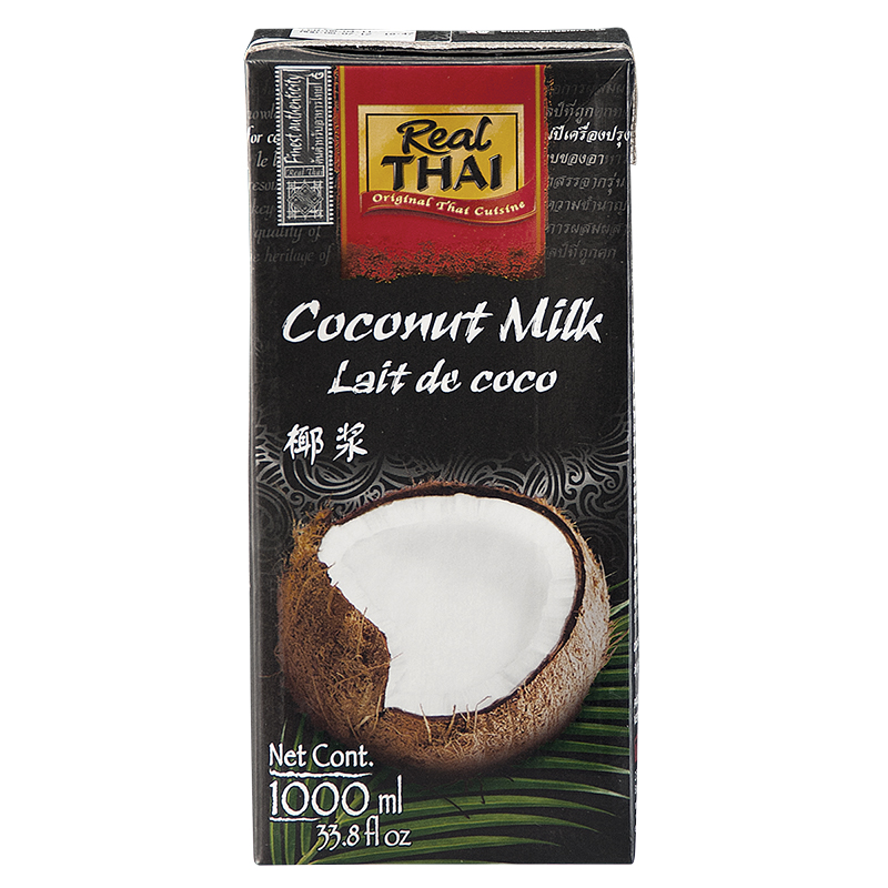 Real Thai Coconut Milk - 1000ml