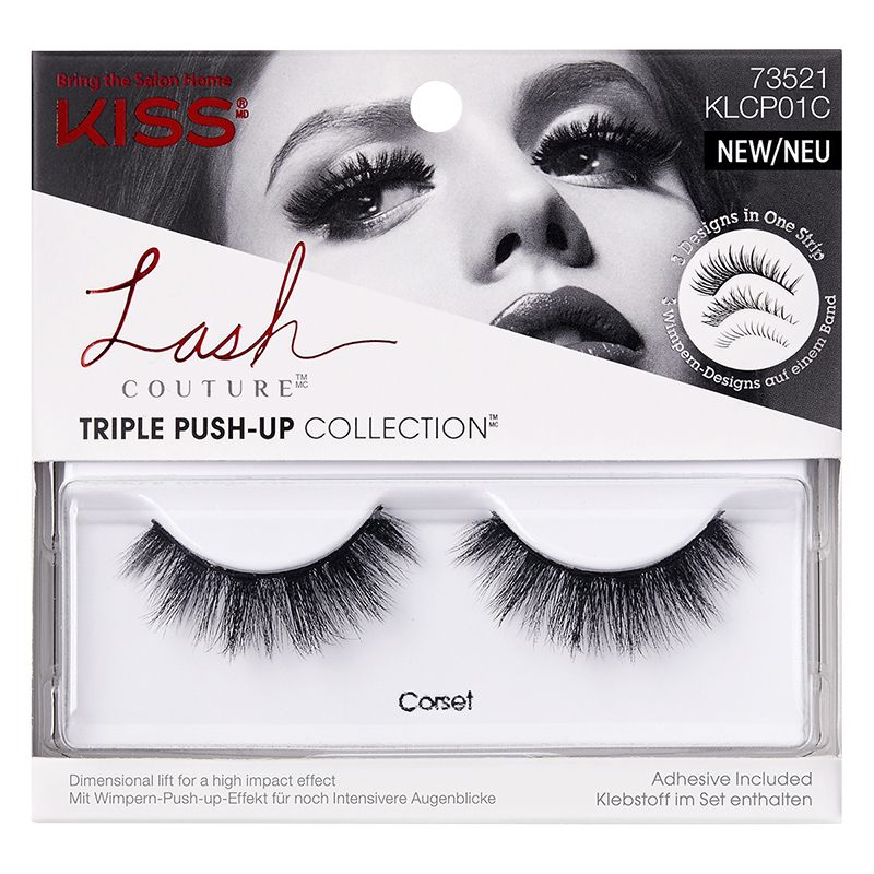 893bc8105c7 Kiss Lash Couture Triple Push-Up Collection - Corset | London Drugs