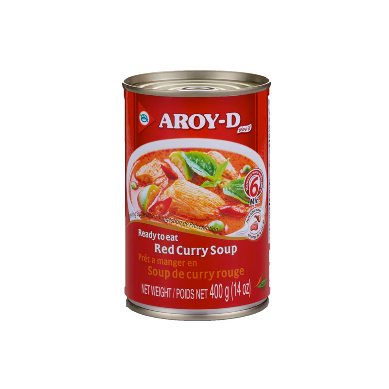 Aroy-D Red Curry - 400g