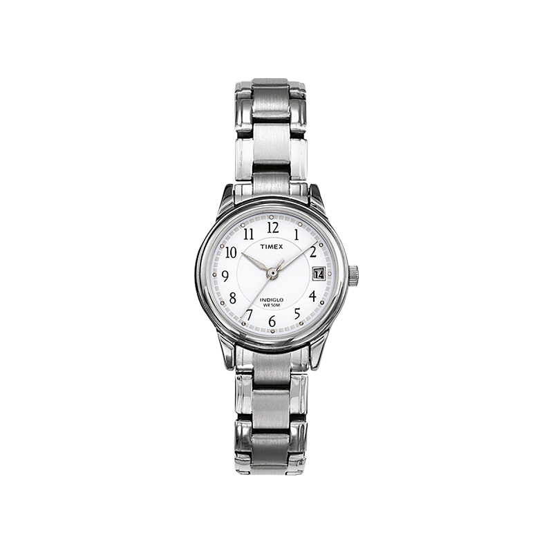 Timex Indiglo Watch - Silver - 29271