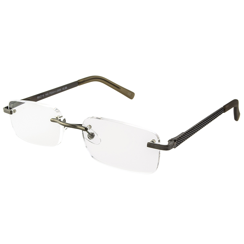 Foster Grant Blake Gun Mens's Reading Glasses - 1.25