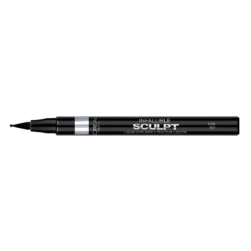 L'Oreal Infallible Sculpt Liquid Eyeliner - Black
