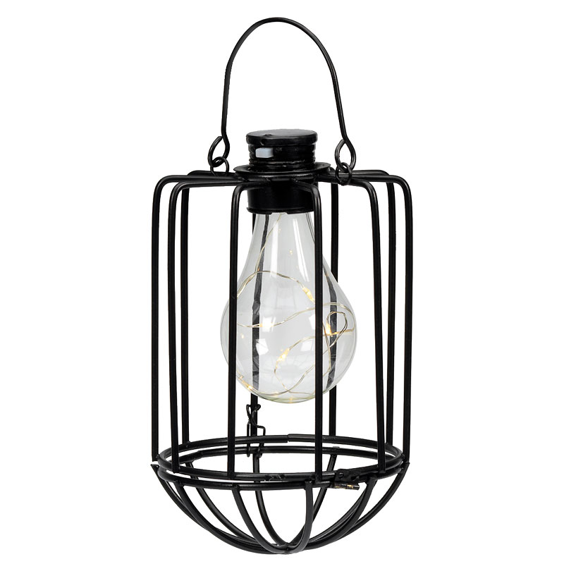 London Drugs Metal Lantern - Cylinder
