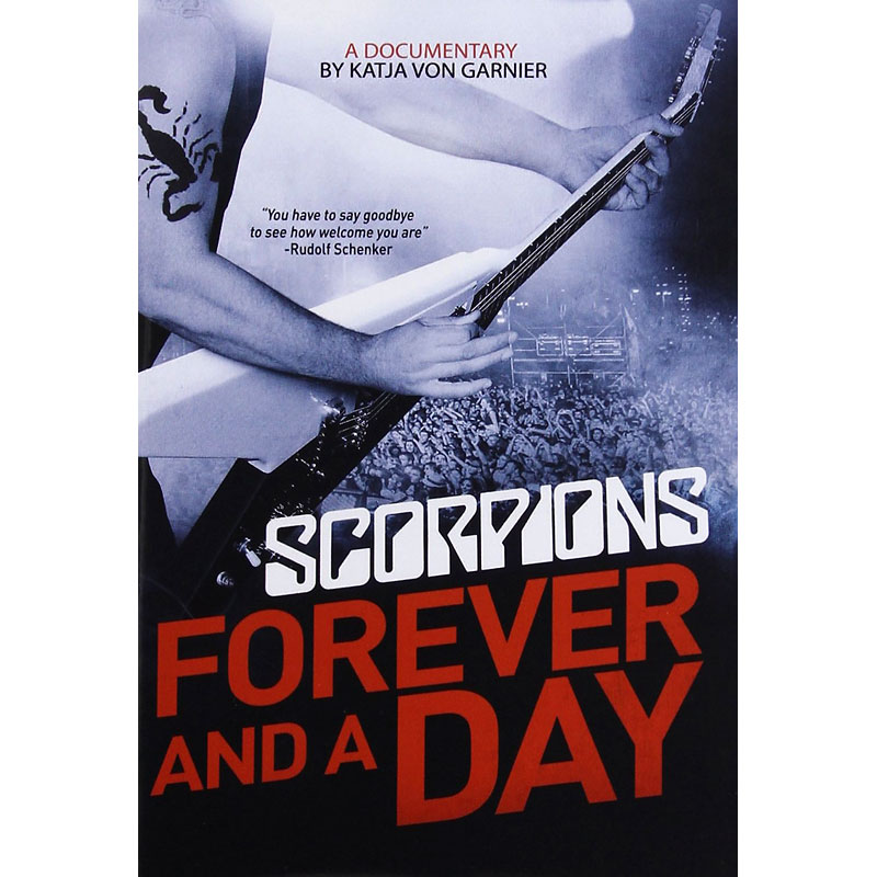 Scorpions - Forever And A Day - DVD