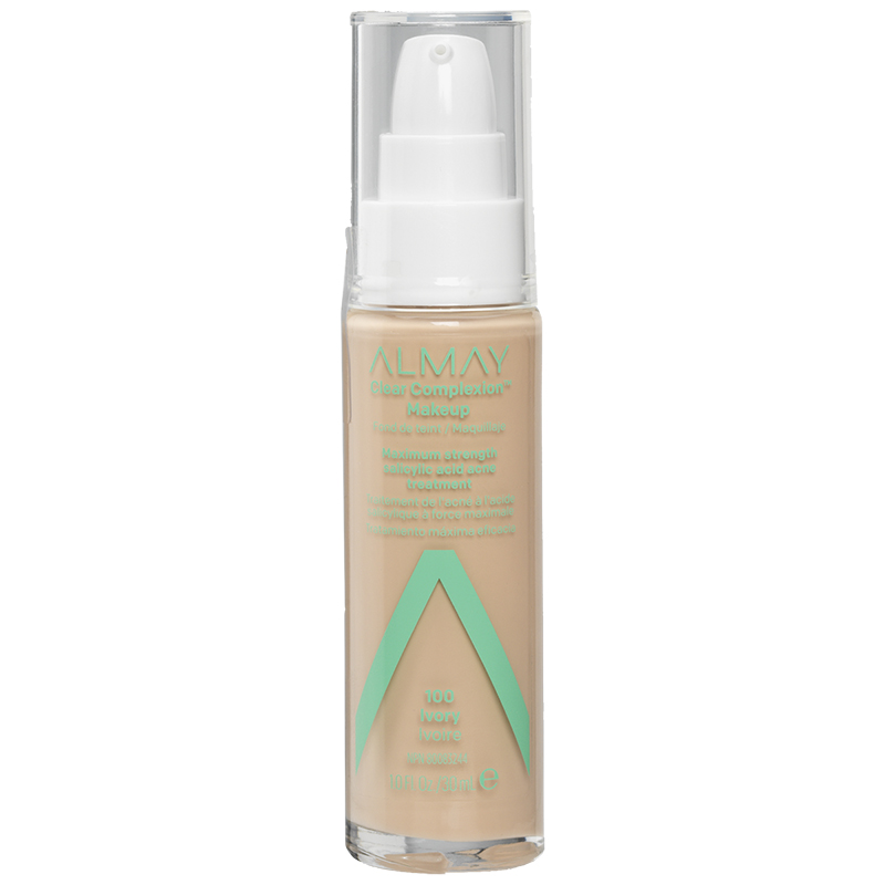 Almay Clear Complexion Makeup - Ivory