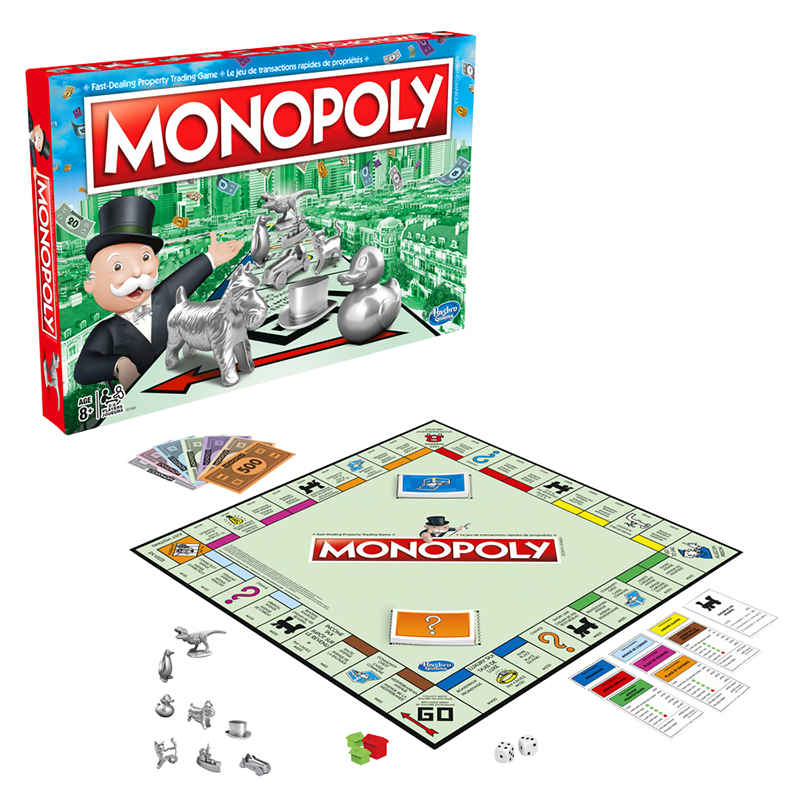 Balance Board London Drugs: Monopoly Classic Game