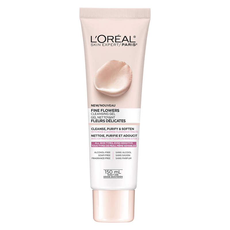 L'Oreal Fine Flowers Cleasing Gel - 150ml