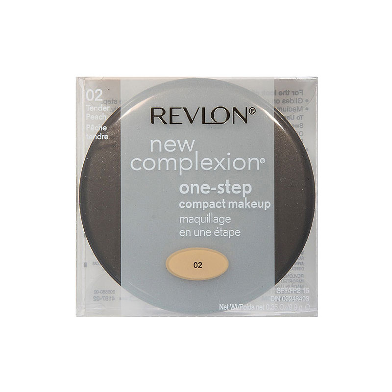 Revlon New Complexion One Step Makeup - Tender Peach