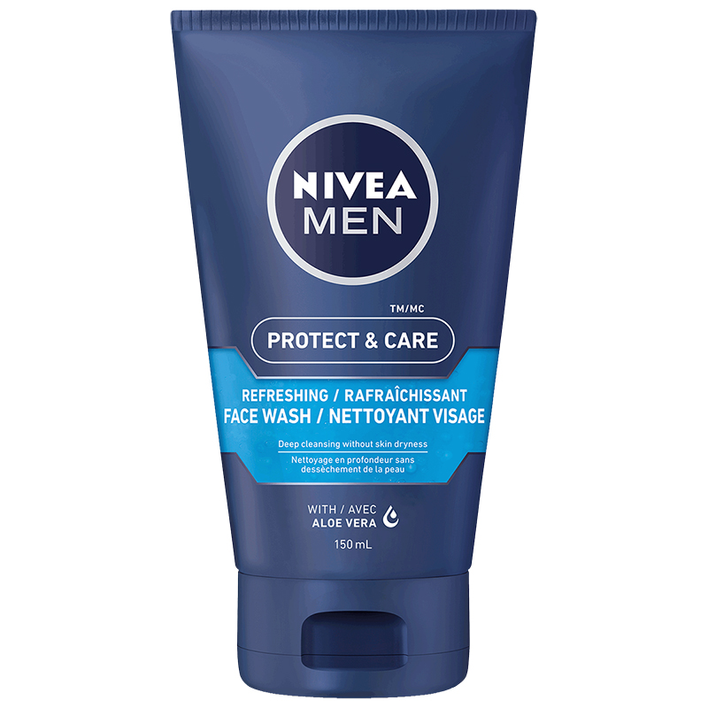Nivea for Men Deep Cleaning Face Wash - 150ml