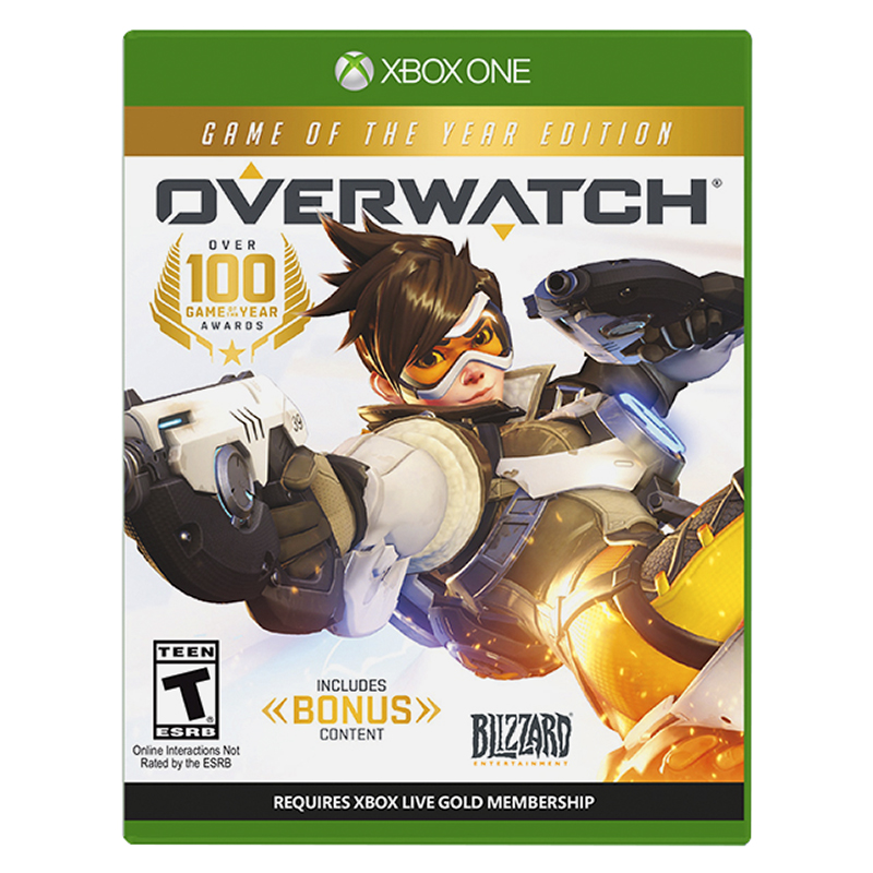 Xbox One Overwatch: Game of the Year Edition