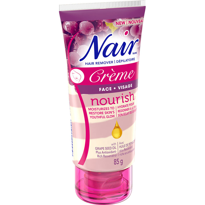 Nair Hair Remover Creme Nourish - Face - 85g