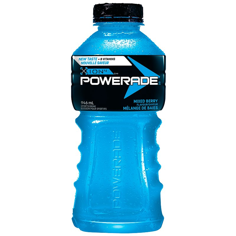 Powerade Ion4 Mixed Berry - 946ml