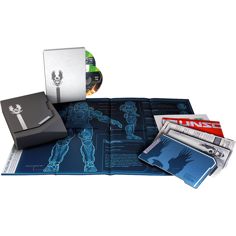 Halo 4: Limited Collections Edition