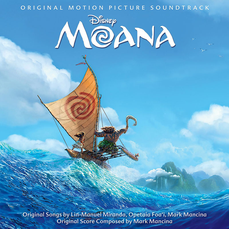 Soundtrack - Moana - CD