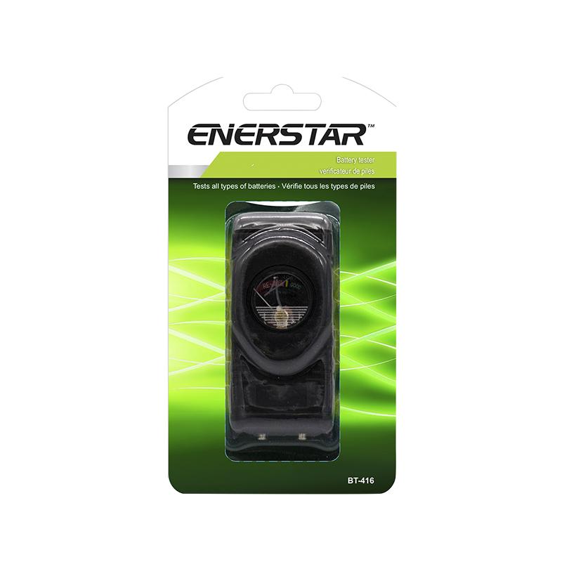 Household Battery Tester : Enerstar household battery tester bt london drugs