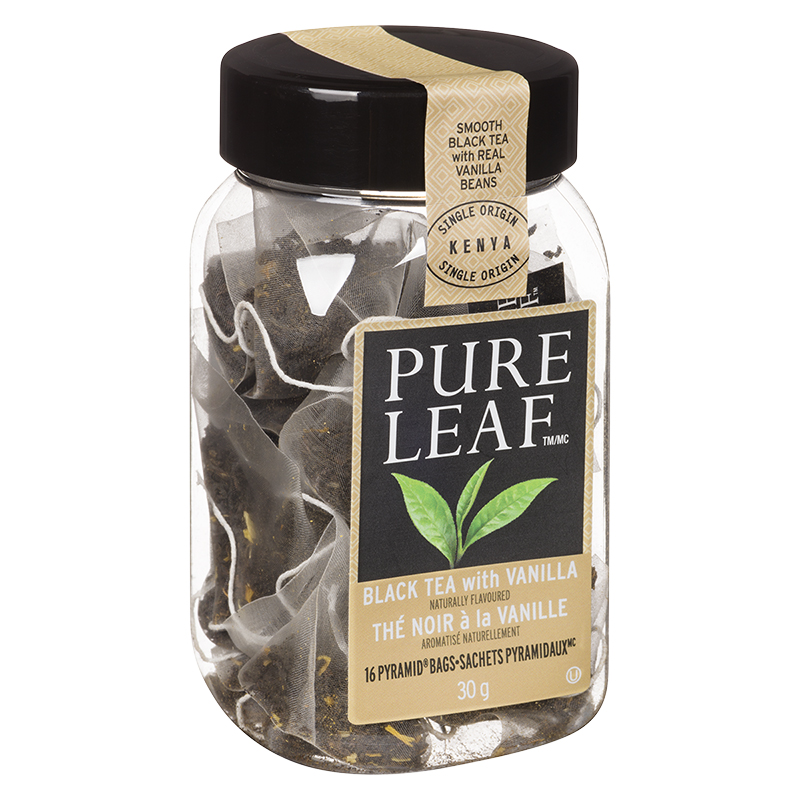 Pure Leaf Tea - Black Tea with Vanilla - 16's