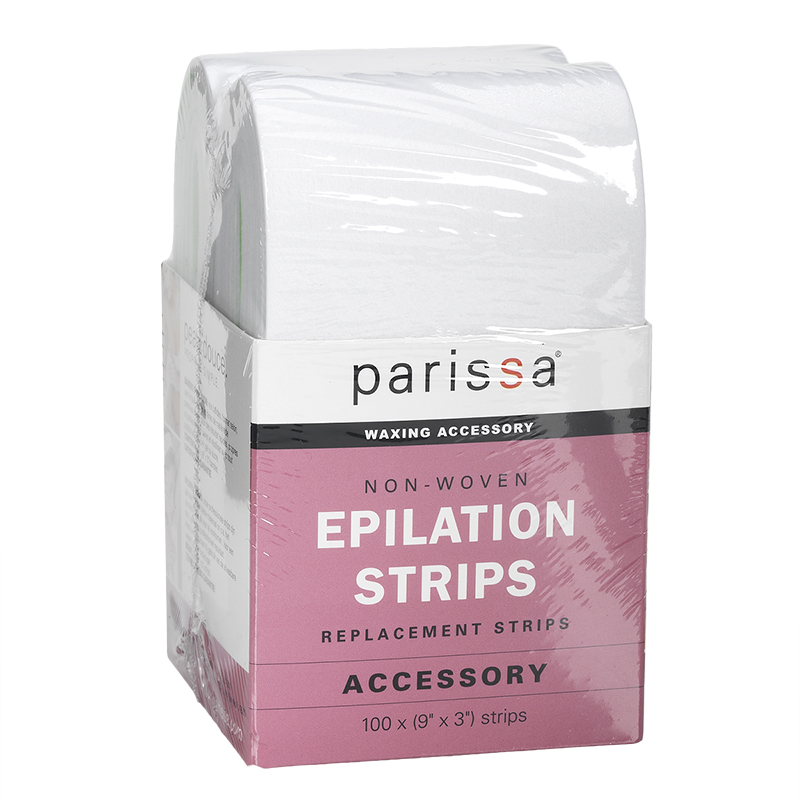 Parissa Epilation Replacement Strips - 100's