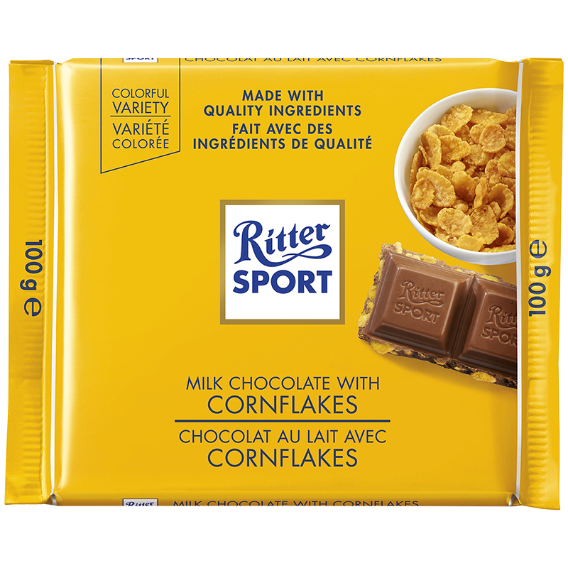 Ritter Sport - Cornflakes - 100g