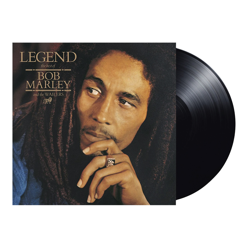 Bob Marley and The Wailers - Legend: The Best of Bob Marley and The Wailers (30th Anniversary Edition) - Vinyl