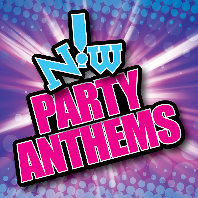 Now! Party Anthems featuring Various Artists - CD