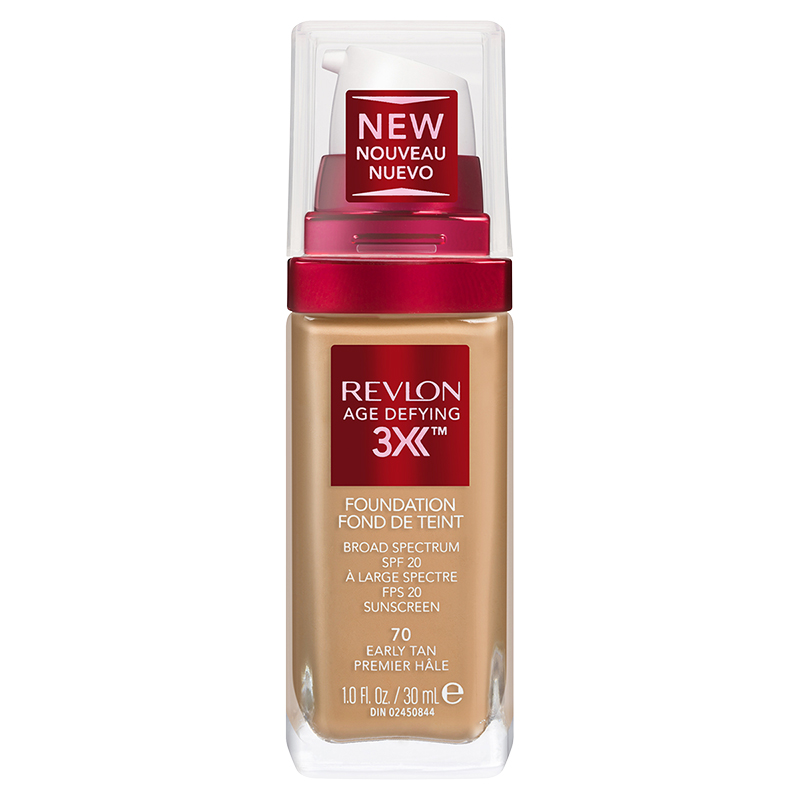 Revlon Age Defying Firming and Lifting Makeup - Early Tan