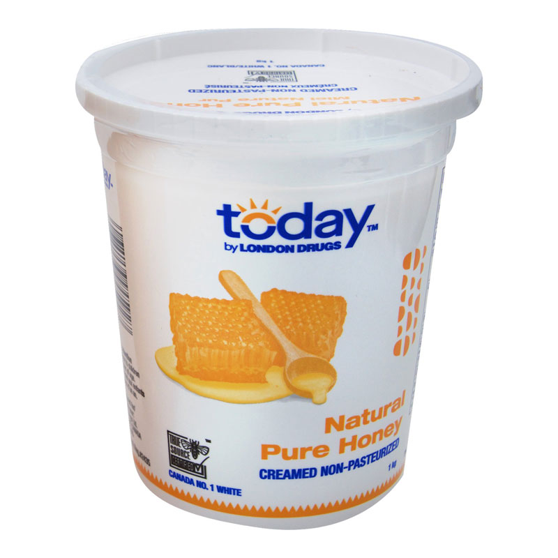 London Drugs Pure Honey - Creamed - 1 kg