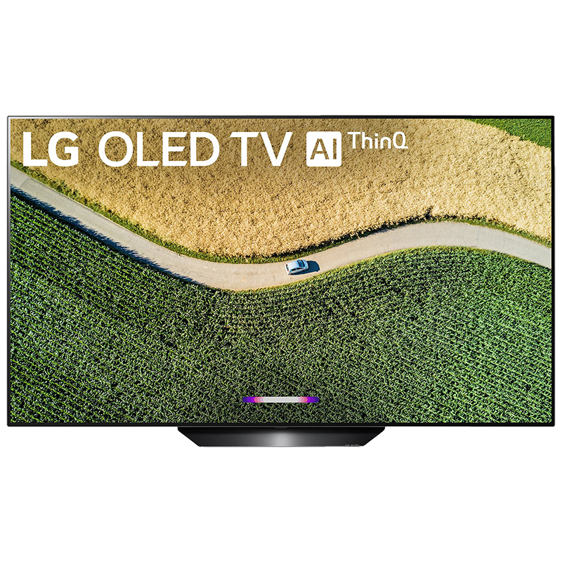 LG 65-in OLED 4K UHD Smart TV with webOS - OLED65B9PUA