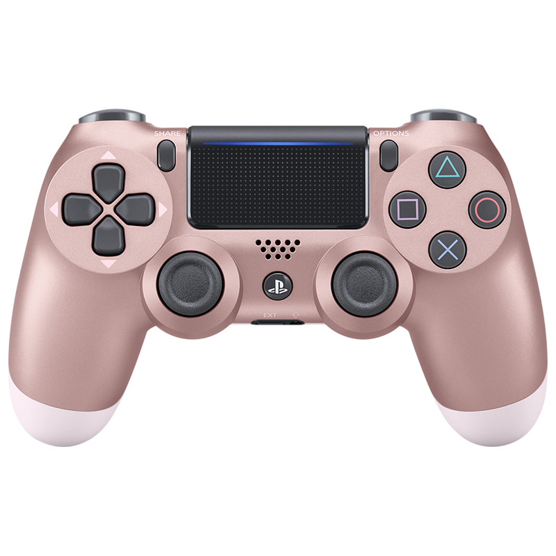 PS4 DualShock 4 Wireless Controller - Rose Gold - 3004143