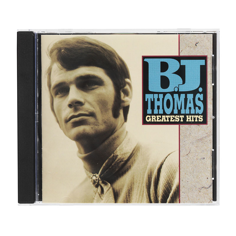 B.J. Thomas - Greatest Hits - CD