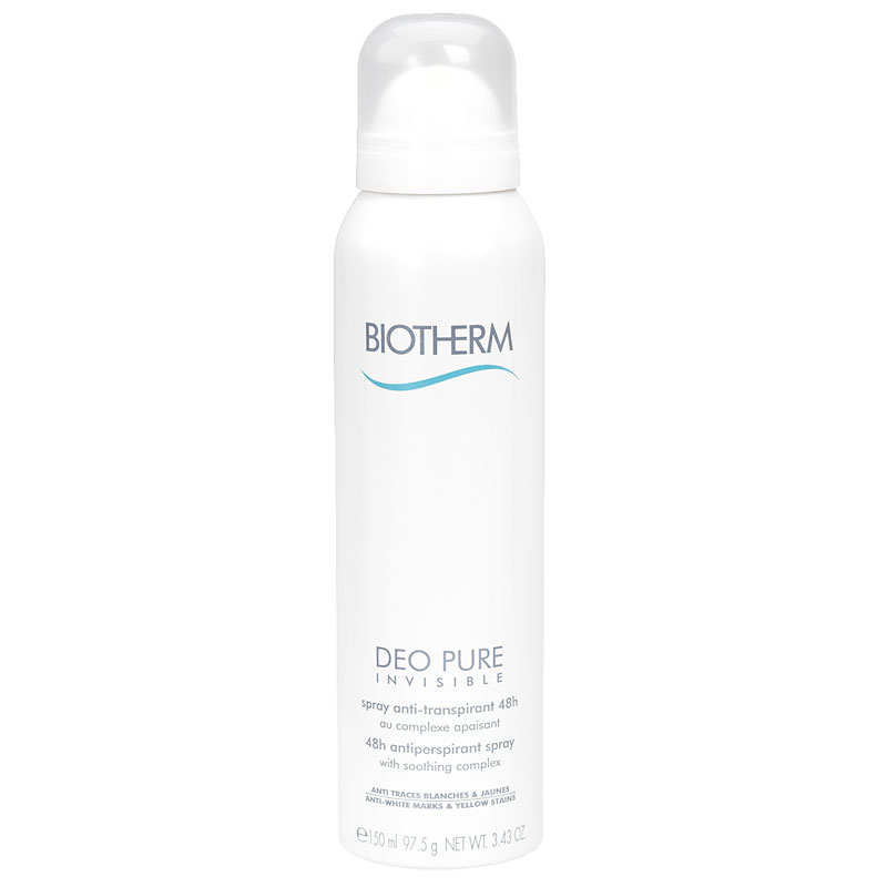 Biotherm Deo Pure Invisible 48 Hour Antiperspirant Spray - 150ml