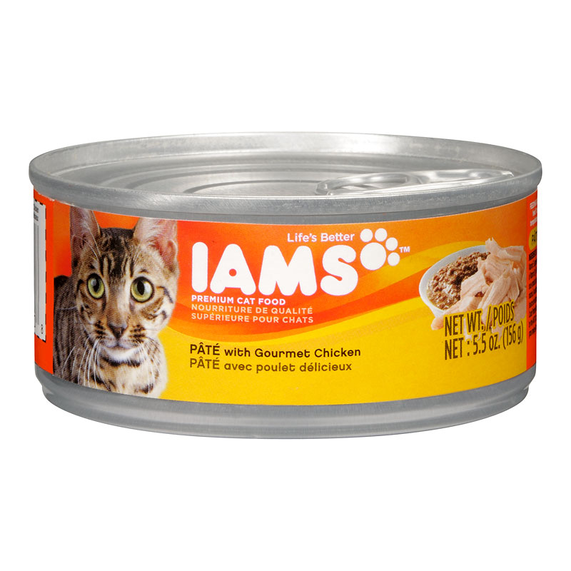 Iams ProActive Health Wet Cat Food - Gourmet Chicken