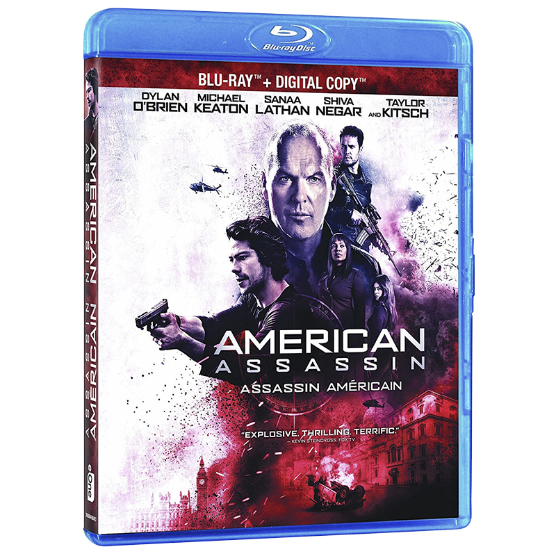 American Assassin - Blu-ray
