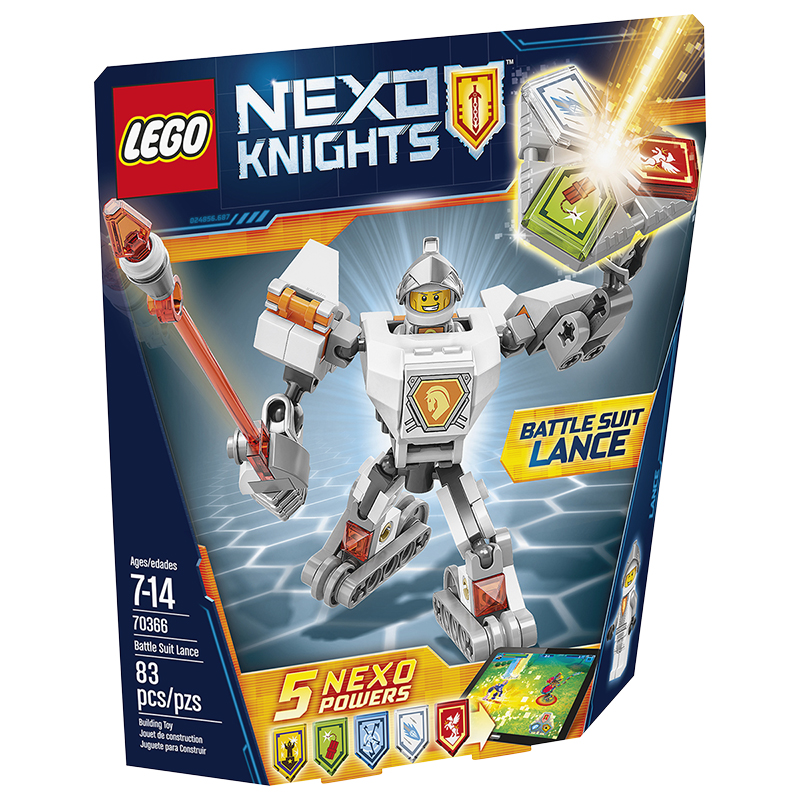 LEGO® NexoKnights - Battle Suit Lance