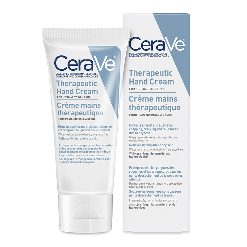 CeraVe Therapeutic Hand Cream - 85g