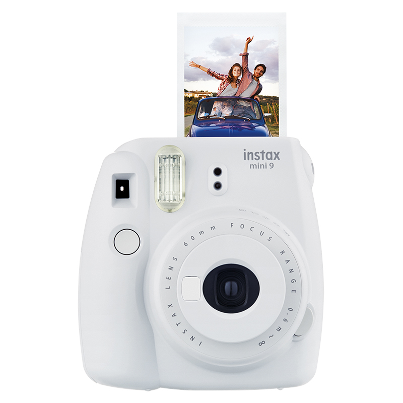 Fujifilm Instax Mini 9 - Smoky White - 600018151