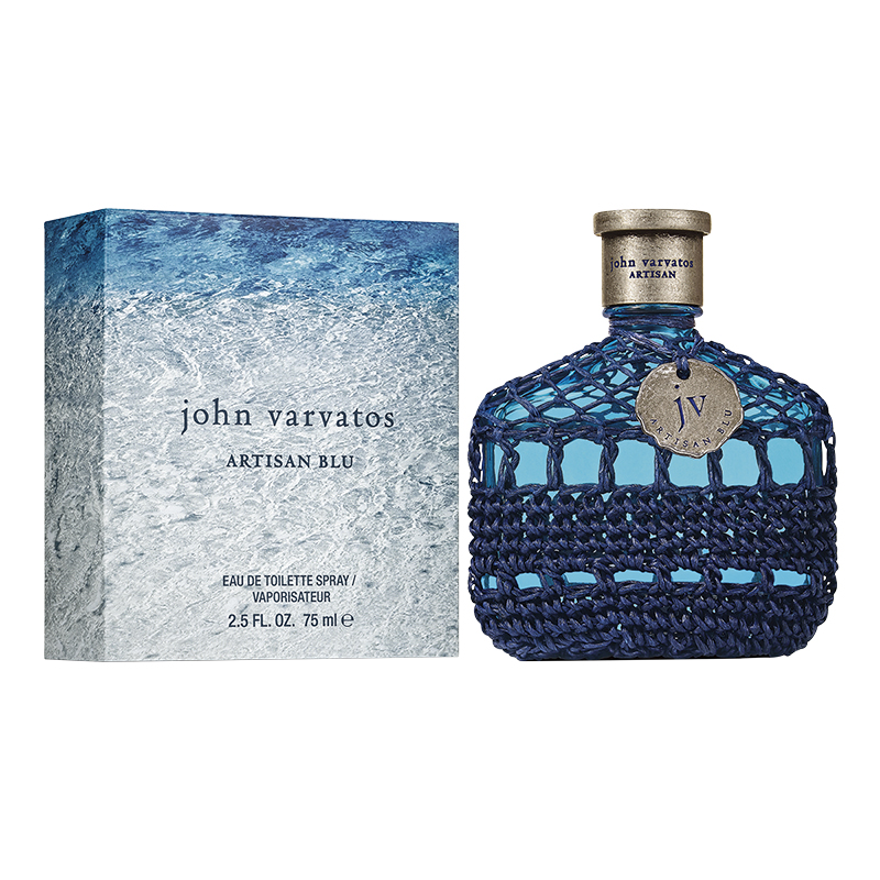 John Varvatos Artisan Blu Eau de Toilette Spray - 75ml