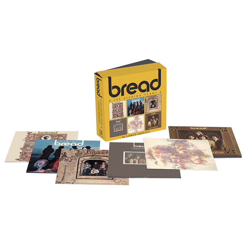 Bread - The Elektra Years: The Complete Albums Box Collection - 6 CD