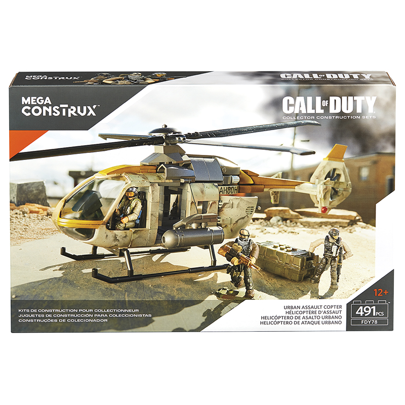 Mega Construx Call of Duty - Urban Assault Copter