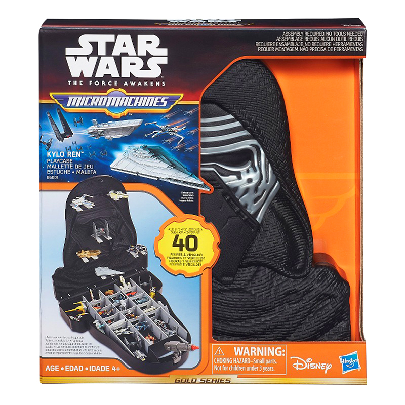 Star Wars E7 Kylo Ren Play Case - B6007
