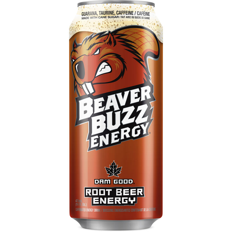 Beaver Buzz - Root Beer - 473ml