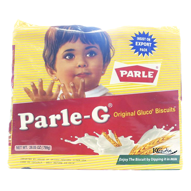 Parle-G Gluco Biscuits - 799g
