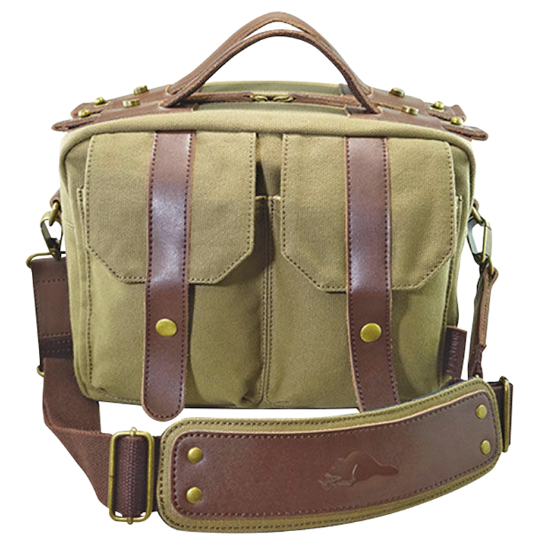Roots 73 Classic Messenger Bag - Medium - RCM3