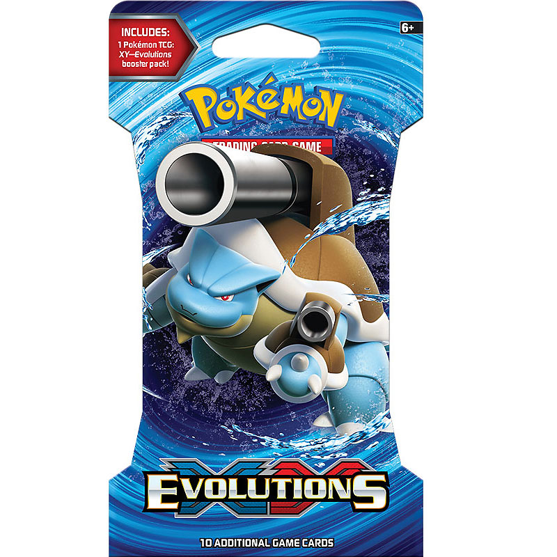 Pokemon Trading Cards - Evolutions