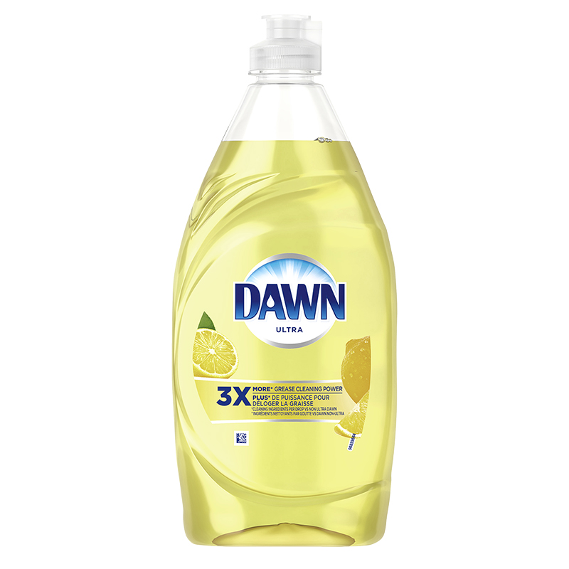 Dawn Ultra Dishwashing Liquid - Lemon - 532ml