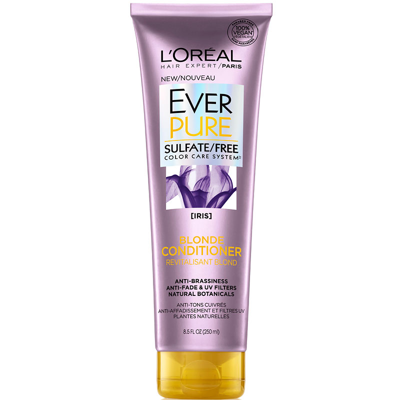 L'Oreal EverPure Blonde Conditioner - 250ml