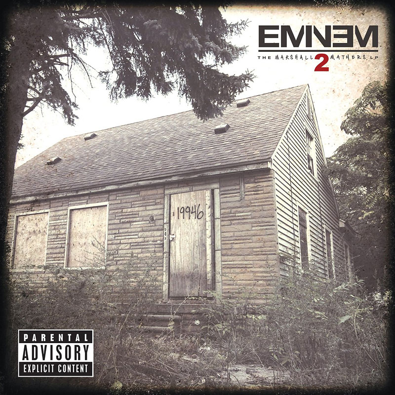 Eminem - The Marshall Mathers - Vinyl