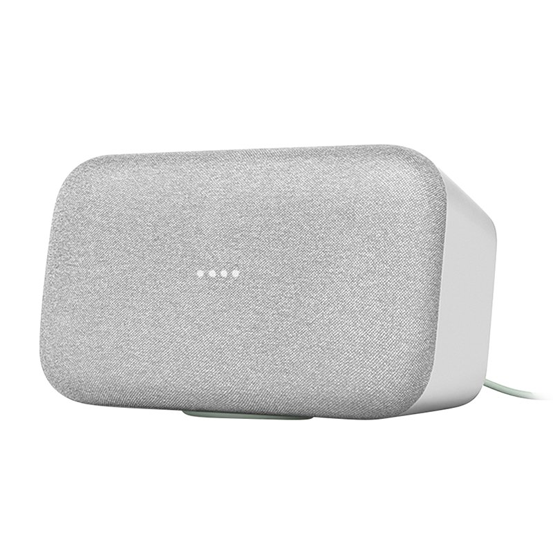 Google Home MAX Voice Assistant Speaker - Chalk - GA00222-CA