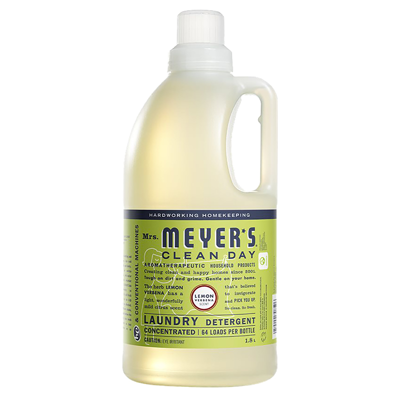 Mrs. Meyer's Laundry Detergent - Lemon Verbena - 1.8L